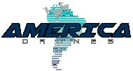 América Drones Logotipo